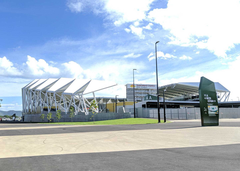 Queensland Country Bank Stadium